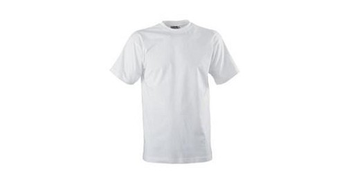 Kids T-shirt Slazenger wit