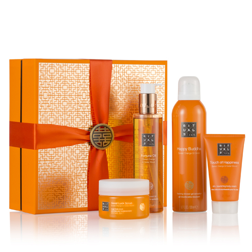 Laughing buddha gift set Rituals